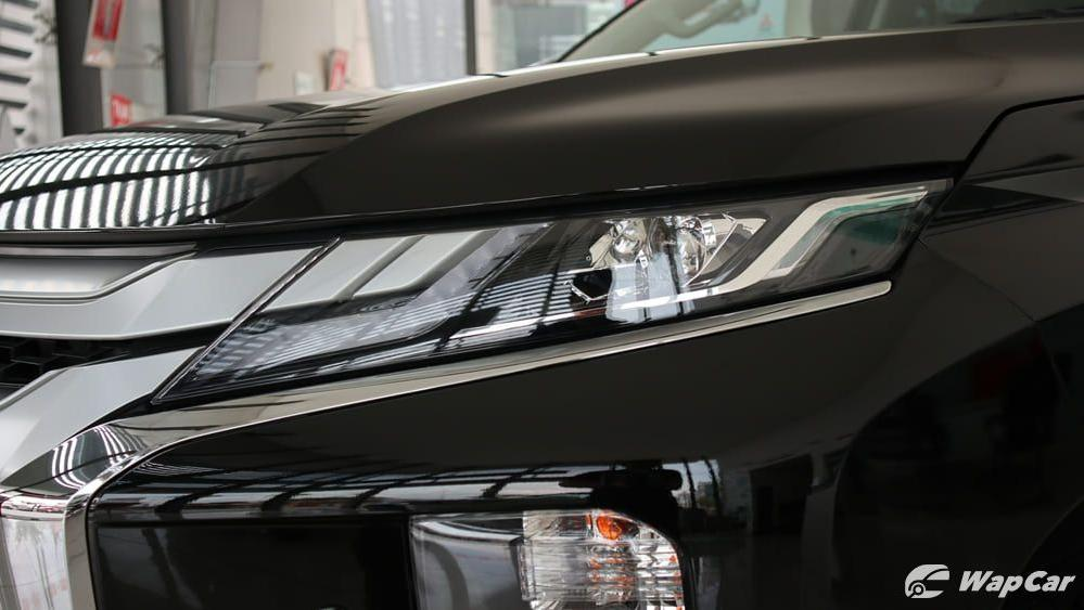 2019 Mitsubishi Triton VGT Adventure X Exterior 008