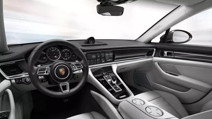 Porsche Panamera(2019) Interior 001