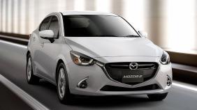Mazda 2 Sedan (2018) Exterior 003