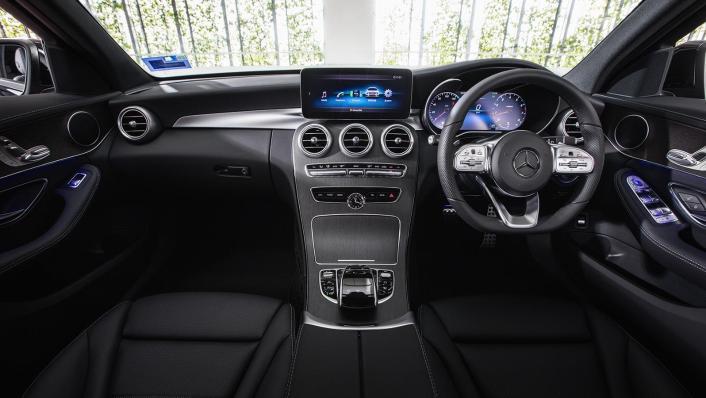 2020 Mercedes-Benz C-Class C 200 AMG Line Interior 001