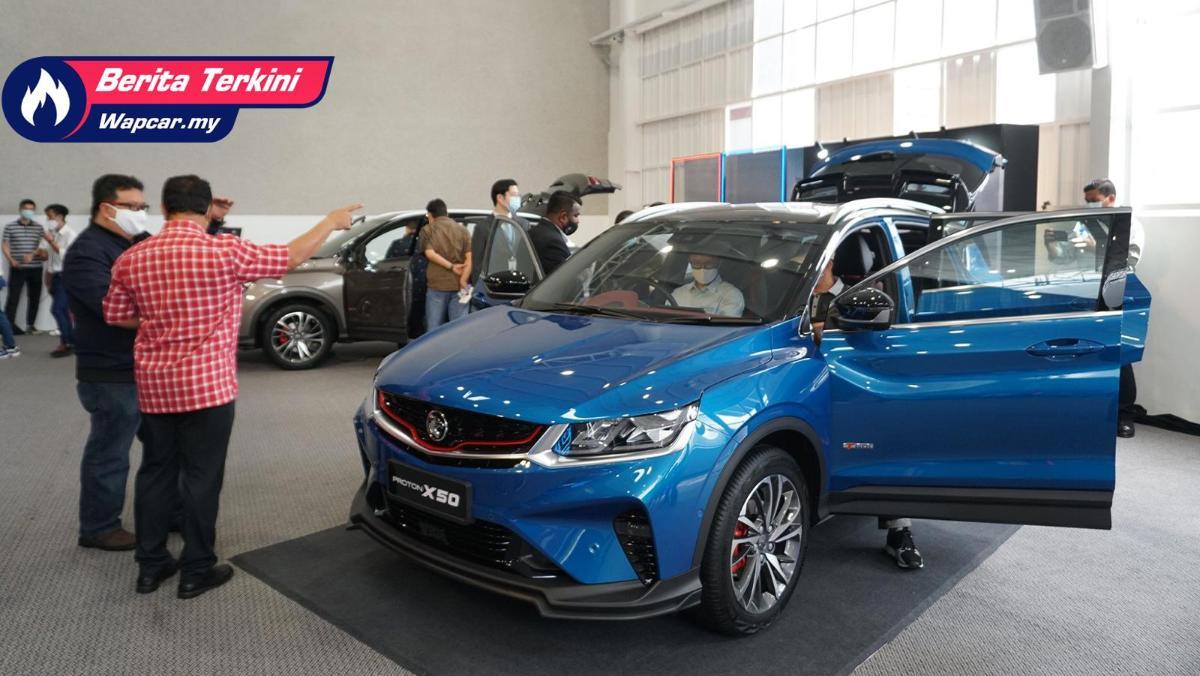 Lanjutan pengecualian cukai jualan kereta wajar dipertimbangkan kerajaan - CEO Proton Edar 01