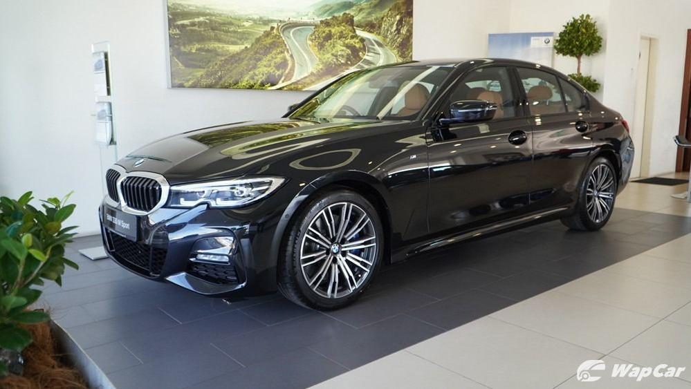 2019 BMW 3 Series 330i M Sport Exterior 001
