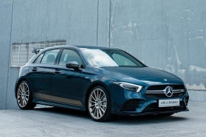 All-New Mercedes-AMG A35 4Matic launched; RM 379,888, Mercedes me
