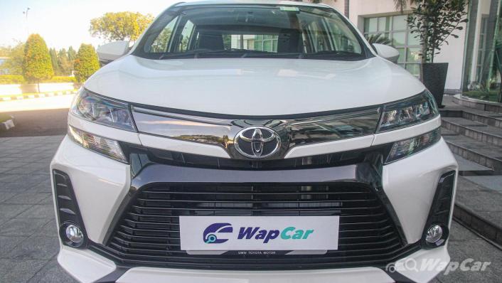 2019 Toyota Avanza 1.5S+ Exterior 009