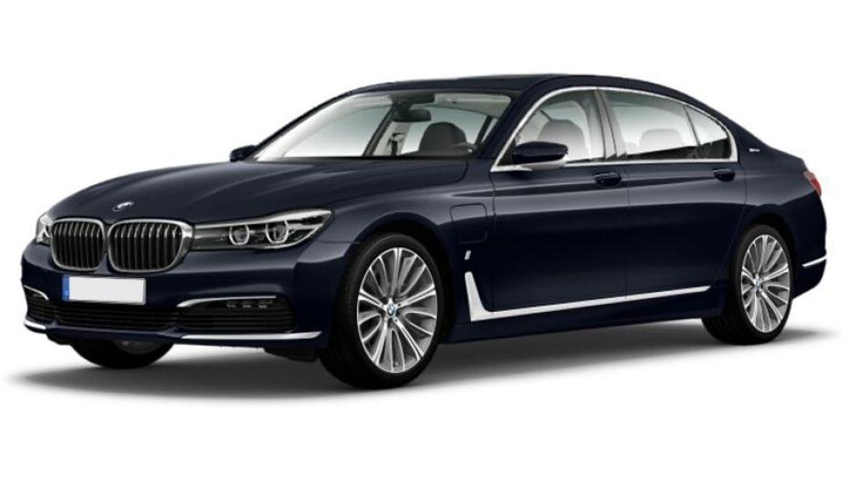 BMW 7 Series (2019) Others 004
