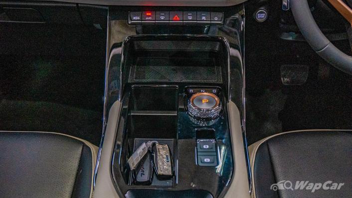 2021 Haval H6 Upcoming Version Interior 007