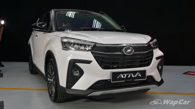 2021 Perodua Ativa 1.0 AV vs Proton X50 1.5T Standard – Do you need a bigger car? 02