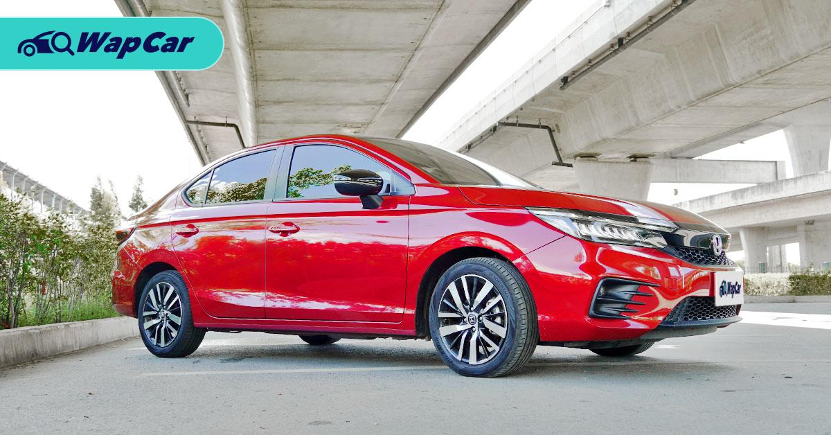 2020 Honda City RS front