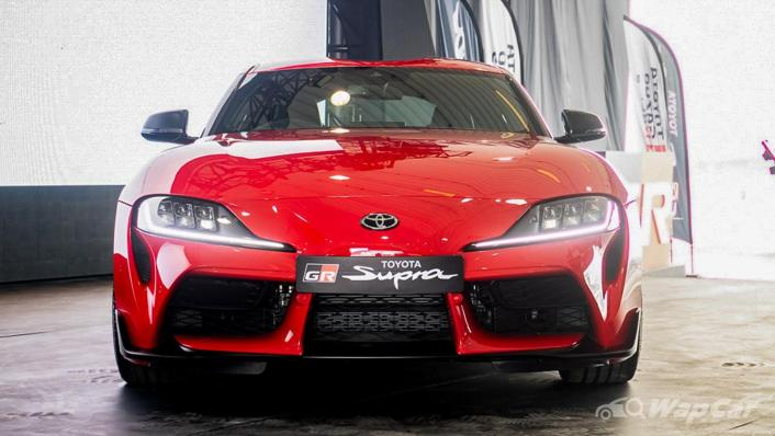 2019 Toyota GR Supra 3.0L Exterior 006