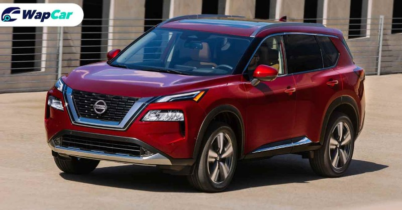 allnew 2021 nissan xtrail launched 2022 debut in