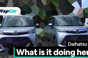 Spyshot: Daihatsu Thor seen in Malaysia, what is it doing here?