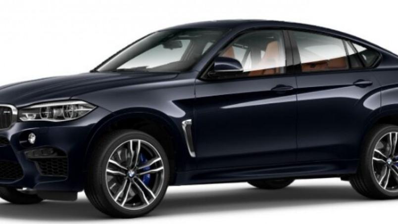 BMW X6 M (2019) Others 004