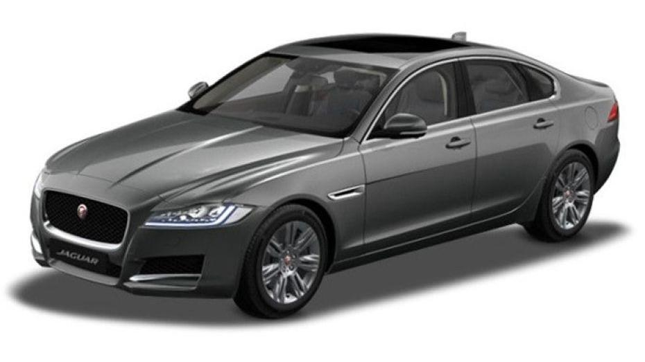 Jaguar XF (2017) Others 011