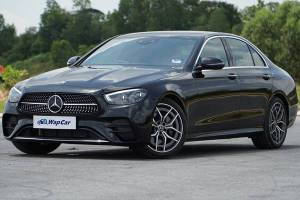 Ratings: W213 2021 Mercedes-Benz E300 AMG Line facelift - So good, it feels all-new