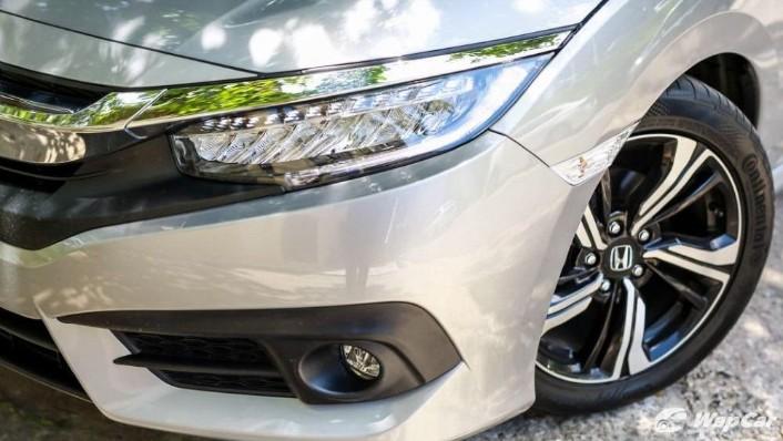 2018 Honda Civic 1.5TC Premium Exterior 010
