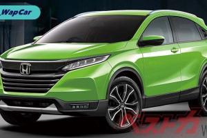 Honda HR-V generasi kedua: Bakal dirasmikan pada Mac 2021?