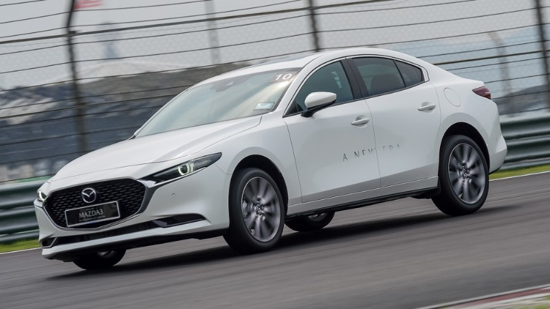 In Brief All New Mazda 3 2019 The Price You Pay For Beauty Wapcar