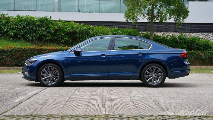 2020 Volkswagen Passat 2.0TSI Elegance Exterior 004