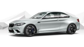 2019 BMW M2 Competition DCT Exterior 008