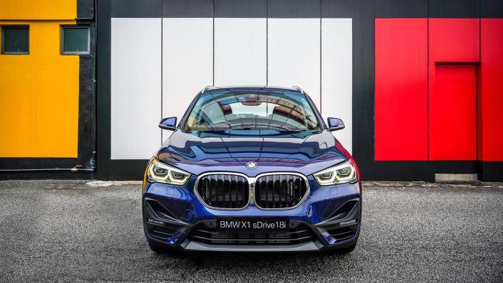 2020 BMW X1 sDrive18i Exterior 002