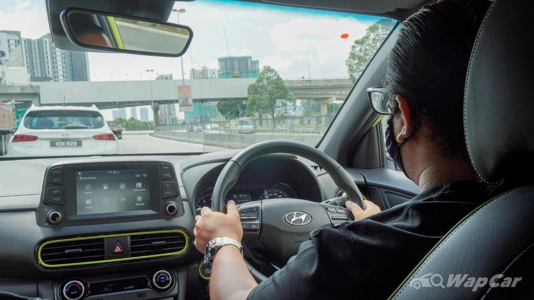 2020 Hyundai Kona 1.6 T-GDi High Interior 010