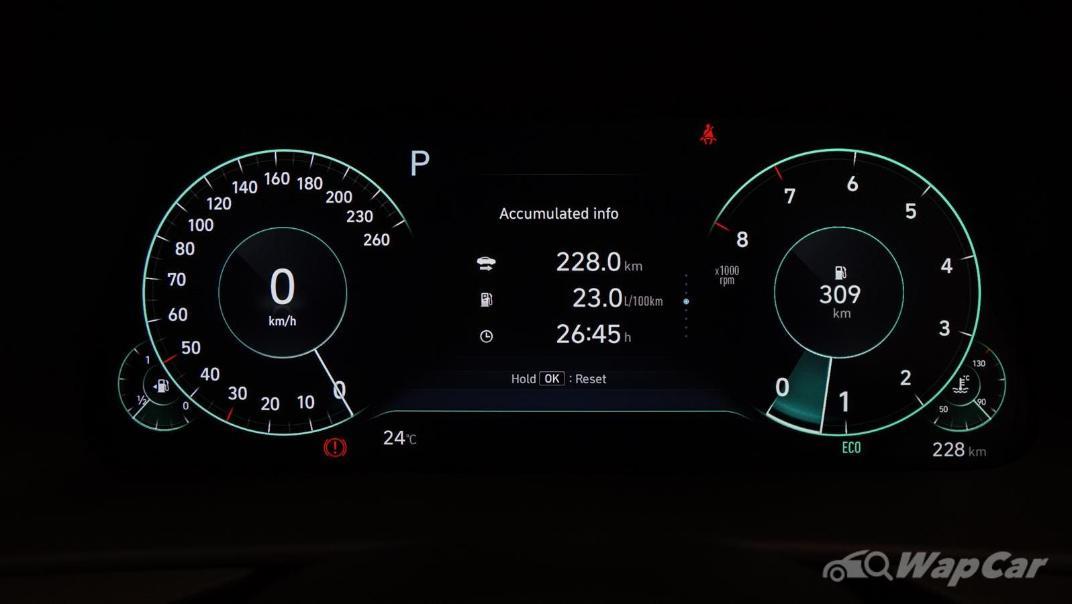2020 Hyundai Sonata 2.5 Premium Interior 086