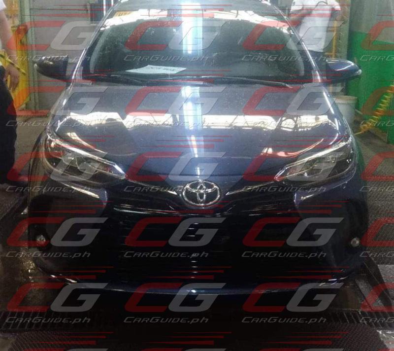 Intipan: Toyota Vios facelift baru? 02
