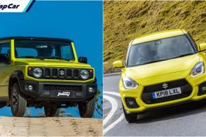 SAH! Suzuki kembali semula di Malaysia, Swift Sport & Jimny bakal tiba, pelancaran pertama bulan April!