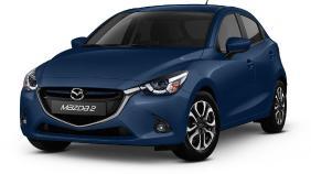 Mazda 2 Hatchback (2018) Exterior 005