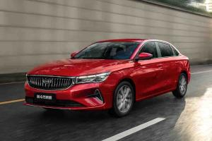 Bookings for all-new 2021 Geely Emgrand now open, price equals to RM 57k in China