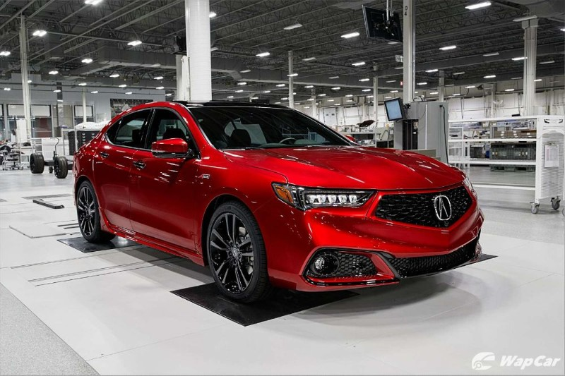 All-new 2021 Acura TLX teased, a sportier Honda Accord with a 3.0L turbo V6 02