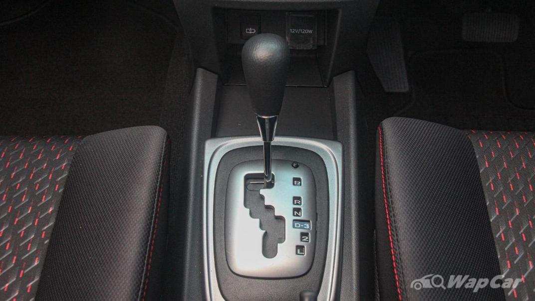 2019 Toyota Avanza 1.5S+ Interior 011