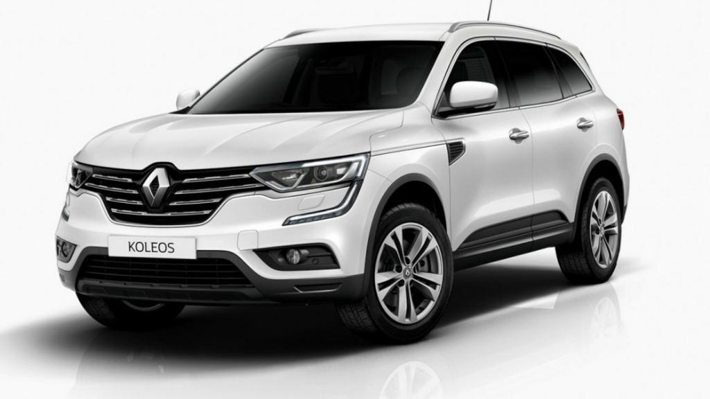 Renault Koleos (2019) Others 001