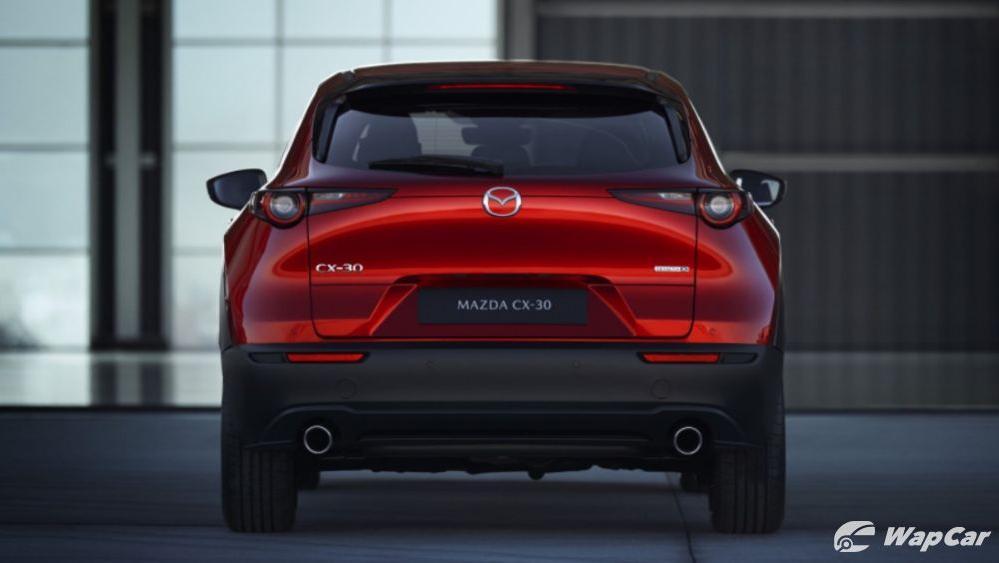 2020 Mazda CX-30 Exterior 038