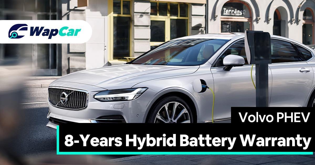 2020 Volvo Malaysia Hybrid Battery Warranty