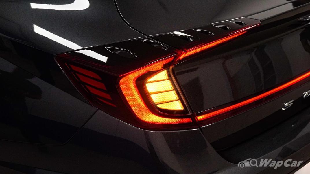 2020 Hyundai Sonata 2.5 Premium Exterior 069