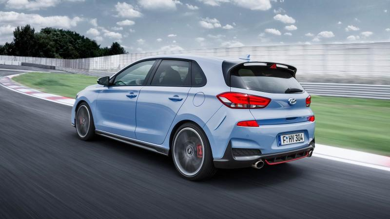 Hyundai i30N: Launched in Malaysia in Nov 2019, have you seen any on the road? 02