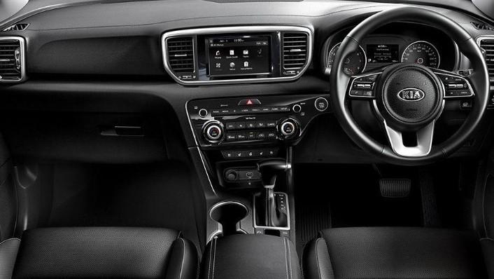 Kia Sportage (2018) Interior 001