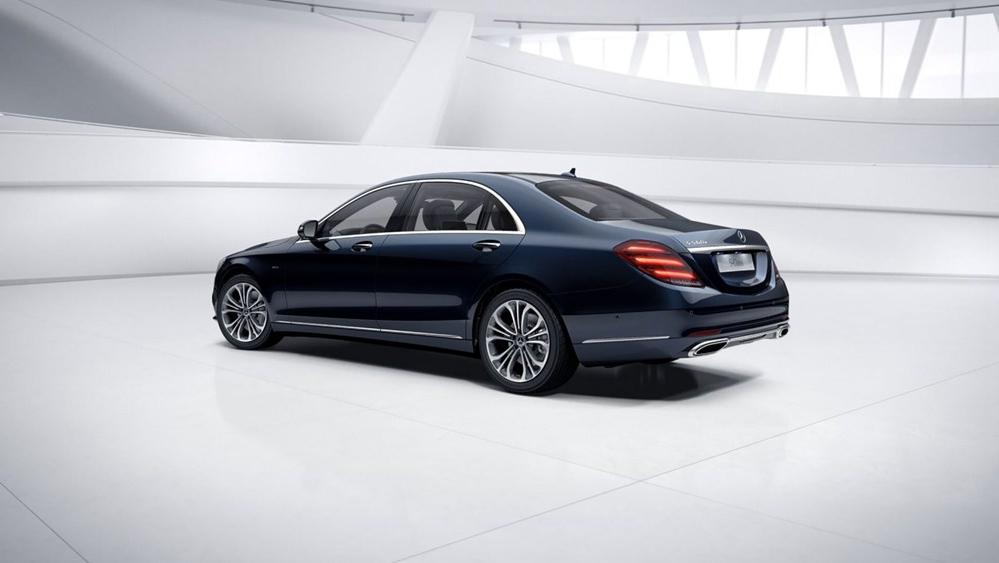 2019 Mercedes-Benz S 560 e Exclusive Exterior 005
