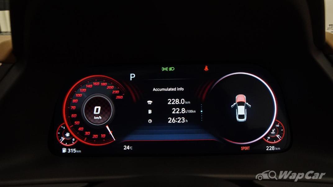 2020 Hyundai Sonata 2.5 Premium Interior 084