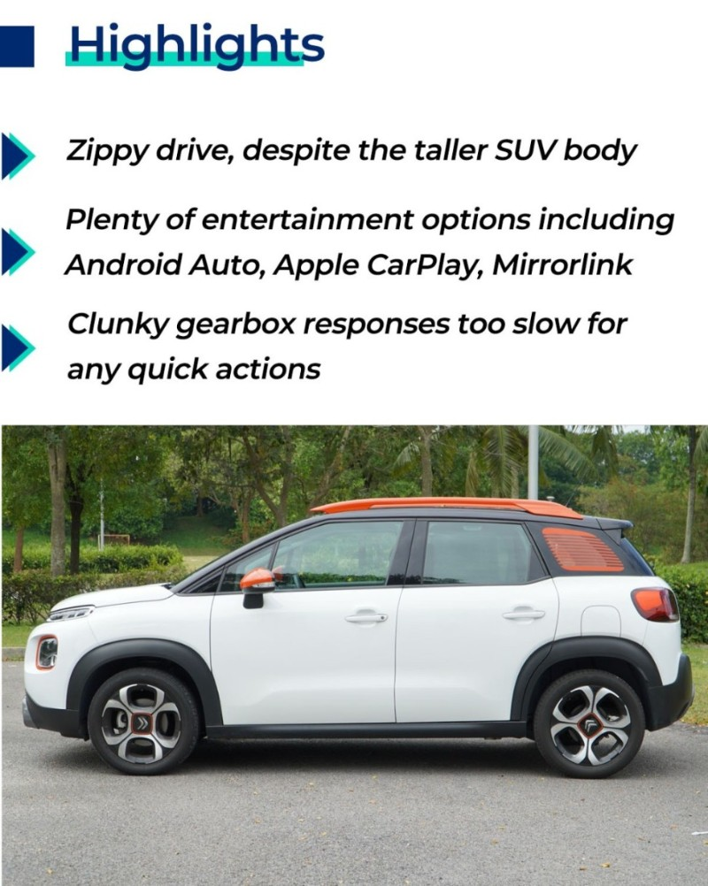 Review: Citroen C3 Aircross - Do you dare to go French? 02