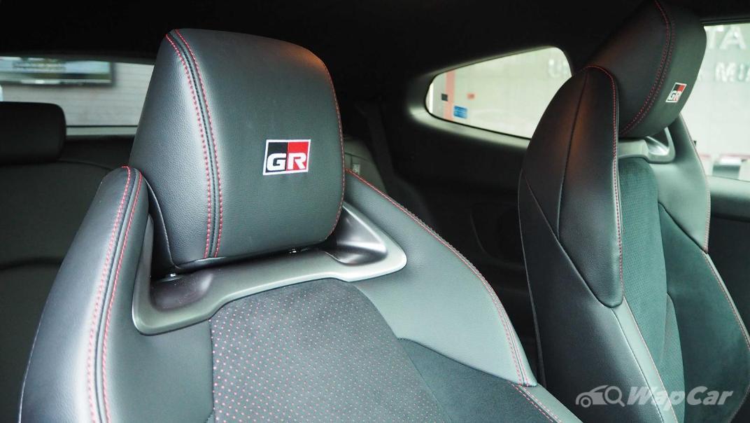 2021 Toyota GR Yaris Interior 026