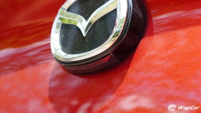2019 Mazda 3 Sedan 2.0 SkyActiv High Plus Exterior 008