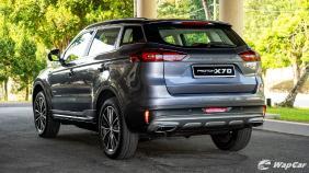 2020 Proton X70 1.8 Premium 2WD Exterior 008