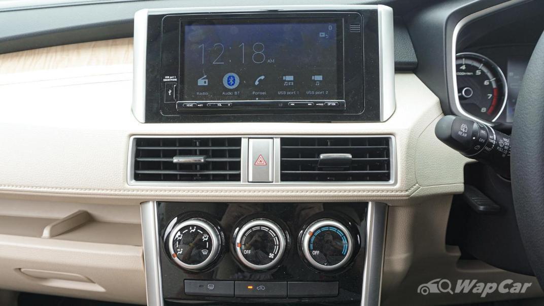 2020 Mitsubishi Xpander Upcoming Version Interior 020