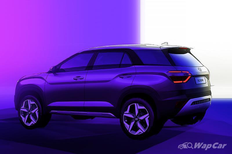 Bocor: Pencabar Perodua Aruz untuk pasaran ASEAN, Hyundai Alcazar 2021 bakal tiba! 02