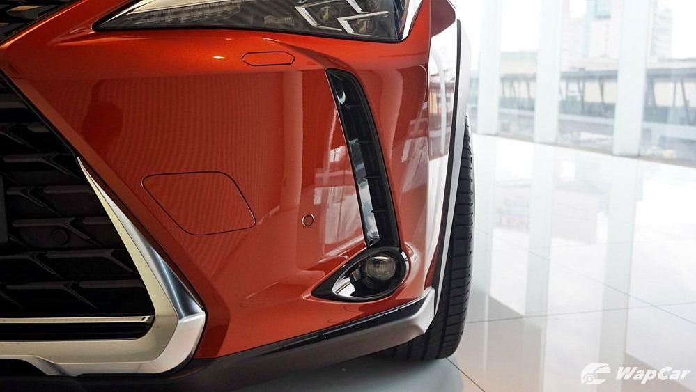 2020 Lexus UX 200 Urban Exterior 014