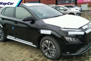Spyshot: Hyundai Kona Electric facelift di Indonesia, Malaysia bernasib malang?
