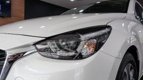 2018 Mazda 2 Hatchback 1.5 Hatchback GVC with LED Lamp Exterior 006