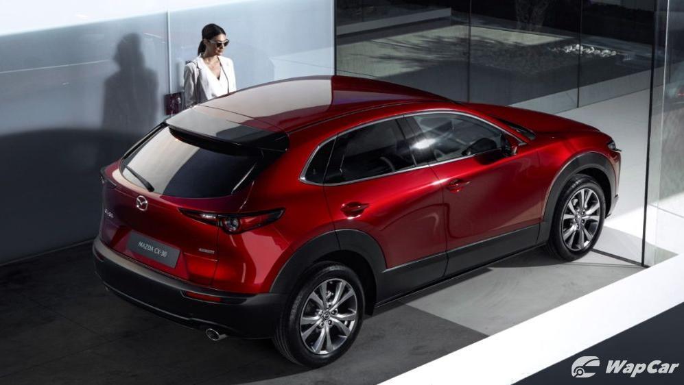 2020 Mazda CX-30 Exterior 037